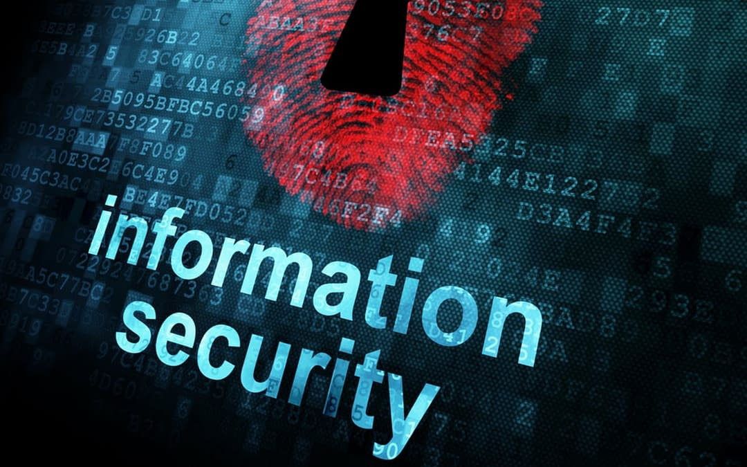 information technology vs information security, difference between information technology and information security
