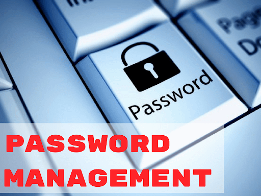 Password Management 101